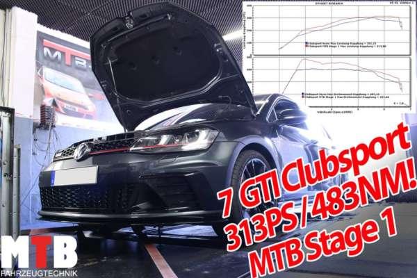 Golf 7 GTI Clubsport