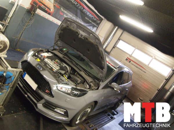 Chiptuning MTB Fahrzeugtechnik Ford Focus 3
