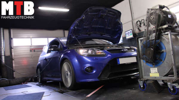 Ford Tuning Focus ST RS Pruefstand
