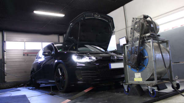 Chiptuning vw golf 6 6R