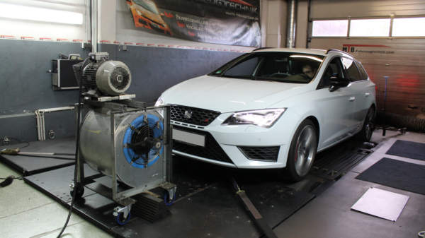 Seat leon cupra 300 tuning mit tuev gutachten legal
