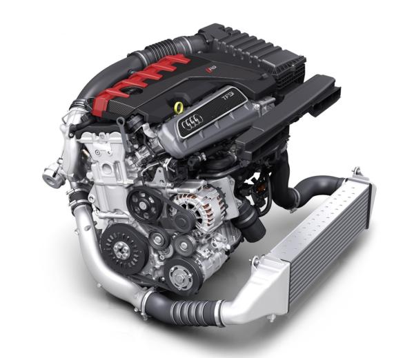 Leistungsstufen TT RS