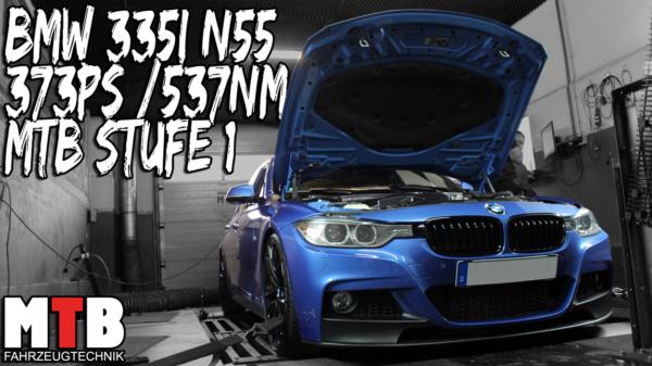 BMW 3er 335i potenzial tuning chiptuning n55