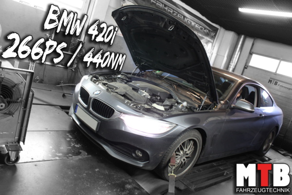 Chiptuning essen MTB NRW BMW bimmer f30 3er
