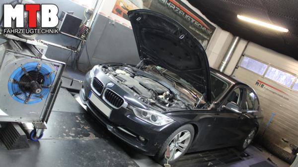 Chiptuning BMW 318i f32 f30 Tuning nrw MTB Essen
