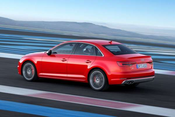 Audi S4 B9 3.0 TFSI