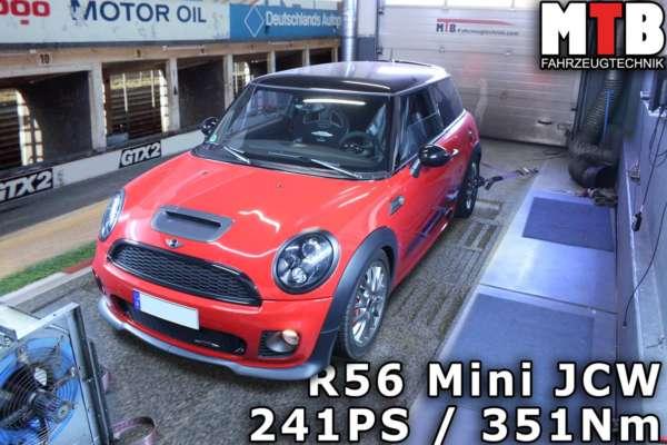 Mini (R55/R56/R57/R58/R59/R60/R61, 2006–2016)